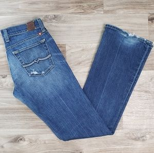 Lucky Brand Sweet N Low Bootcut Jeans J6